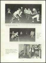 1961 Sheffield High School Yearbook Page 36 & 37