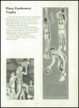 1961 Sheffield High School Yearbook Page 38 & 39