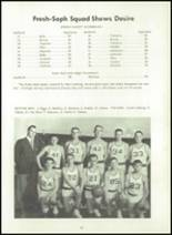 1961 Sheffield High School Yearbook Page 40 & 41