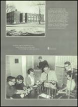 1961 Sheffield High School Yearbook Page 44 & 45