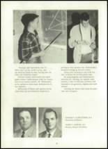 1961 Sheffield High School Yearbook Page 50 & 51