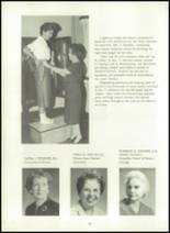 1961 Sheffield High School Yearbook Page 52 & 53