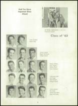 1961 Sheffield High School Yearbook Page 54 & 55