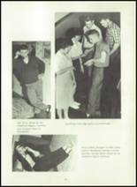 1961 Sheffield High School Yearbook Page 56 & 57
