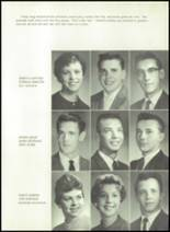 1961 Sheffield High School Yearbook Page 58 & 59