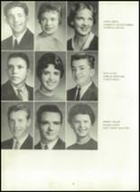 1961 Sheffield High School Yearbook Page 60 & 61