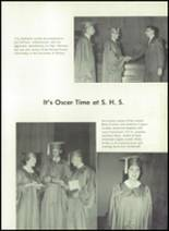 1961 Sheffield High School Yearbook Page 62 & 63