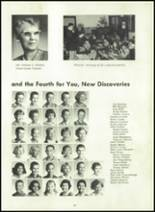 1961 Sheffield High School Yearbook Page 68 & 69
