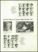 1961 Sheffield High School Yearbook Page 70 & 71