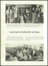 1961 Sheffield High School Yearbook Page 72 & 73