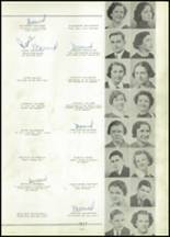 1937 Bay City Central High School Yearbook Page 36 & 37