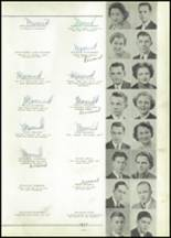1937 Bay City Central High School Yearbook Page 38 & 39