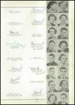 1937 Bay City Central High School Yearbook Page 40 & 41