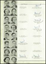 1937 Bay City Central High School Yearbook Page 44 & 45