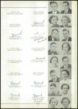 1937 Bay City Central High School Yearbook Page 46 & 47