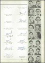 1937 Bay City Central High School Yearbook Page 50 & 51
