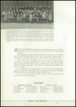 1937 Bay City Central High School Yearbook Page 74 & 75