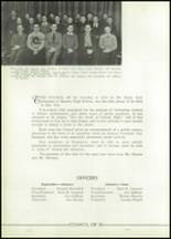 1937 Bay City Central High School Yearbook Page 76 & 77