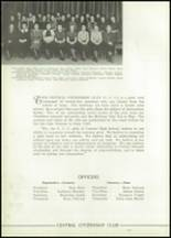 1937 Bay City Central High School Yearbook Page 78 & 79