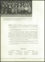 1937 Bay City Central High School Yearbook Page 80 & 81