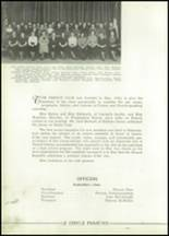 1937 Bay City Central High School Yearbook Page 84 & 85