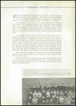1937 Bay City Central High School Yearbook Page 110 & 111