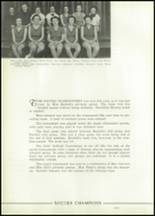 1937 Bay City Central High School Yearbook Page 112 & 113