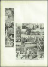 1937 Bay City Central High School Yearbook Page 118 & 119