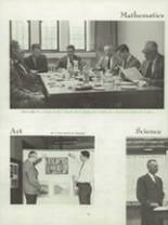 1965 Cranbrook School Yearbook Page 16 & 17