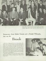 1965 Cranbrook School Yearbook Page 20 & 21