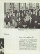 1965 Cranbrook School Yearbook Page 22 & 23
