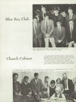 1965 Cranbrook School Yearbook Page 30 & 31