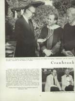 1965 Cranbrook School Yearbook Page 38 & 39