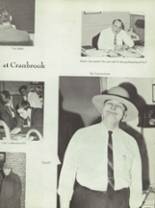 1965 Cranbrook School Yearbook Page 46 & 47
