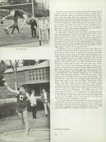 1965 Cranbrook School Yearbook Page 100 & 101