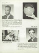 1965 Cranbrook School Yearbook Page 130 & 131