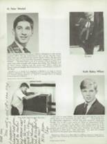 1965 Cranbrook School Yearbook Page 164 & 165