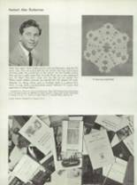 1965 Cranbrook School Yearbook Page 166 & 167