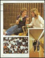 1985 South High School Yearbook Page 20 & 21