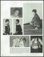 1985 South High School Yearbook Page 30 & 31
