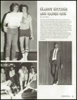 1985 South High School Yearbook Page 36 & 37