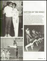 1985 South High School Yearbook Page 42 & 43