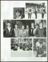1985 South High School Yearbook Page 46 & 47