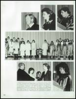 1985 South High School Yearbook Page 48 & 49