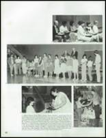 1985 South High School Yearbook Page 52 & 53