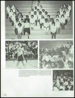 1985 South High School Yearbook Page 56 & 57