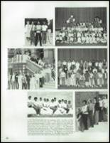 1985 South High School Yearbook Page 70 & 71