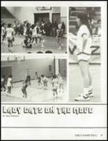 1985 South High School Yearbook Page 100 & 101