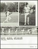 1985 South High School Yearbook Page 108 & 109