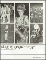 1985 South High School Yearbook Page 116 & 117